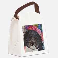 Rookie in the garden Canvas Lunch Bag