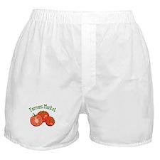 Farmers Market Boxer Shorts