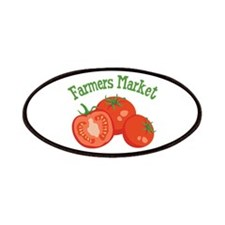 Farmers Market Patches