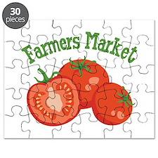 Farmers Market Puzzle