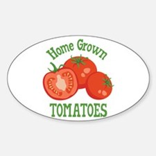 Home Grown TOMATOES Decal