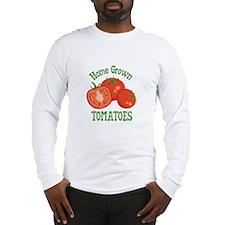 Home Grown TOMATOES Long Sleeve T-Shirt