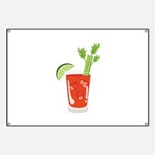 Bloody Mary Drink Banner