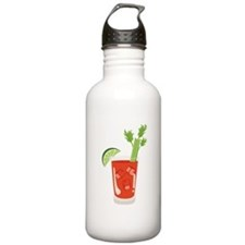 Bloody Mary Drink Water Bottle