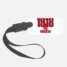 1918 Moskva.png Luggage Tag