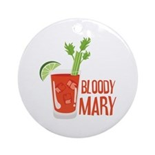 BLOODY MARY Ornament (Round)