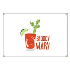 BLOODY MARY Banner