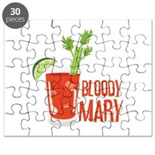 BLOODY MARY Puzzle