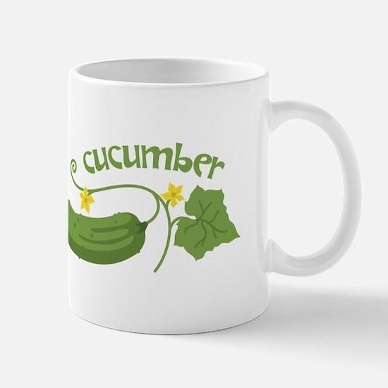 Cucumber Mugs