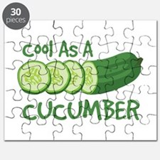 Cool As A CUCUMBER Puzzle