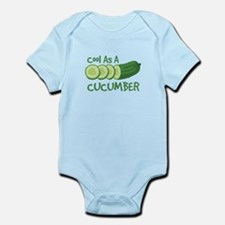 Cool As A CUCUMBER Body Suit