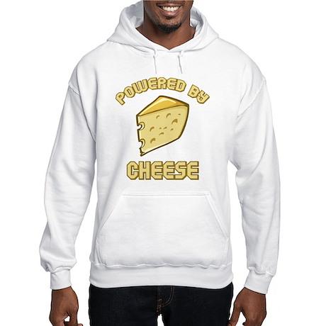 Powered By Cheese Hooded Sweatshirt