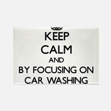Keep calm by focusing on Car Washing Magnets