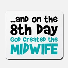 Midwife Creation Mousepad