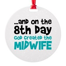Midwife Creation Ornament