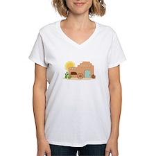 Adobe House Desert T-Shirt