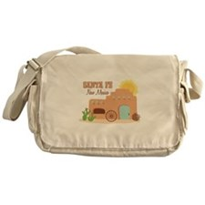 SANTA FE New mesico Messenger Bag