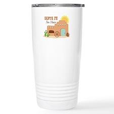 SANTA FE New mesico Travel Mug
