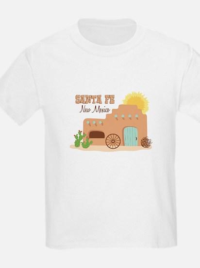 SANTA FE New mesico T-Shirt