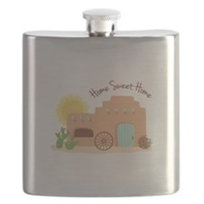 Home Sweet Home Flask