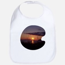 Lake Superior Sunset Bib