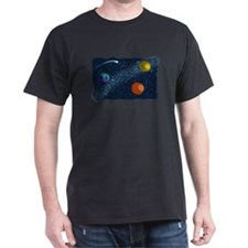 Wonderous Galaxy T-Shirt