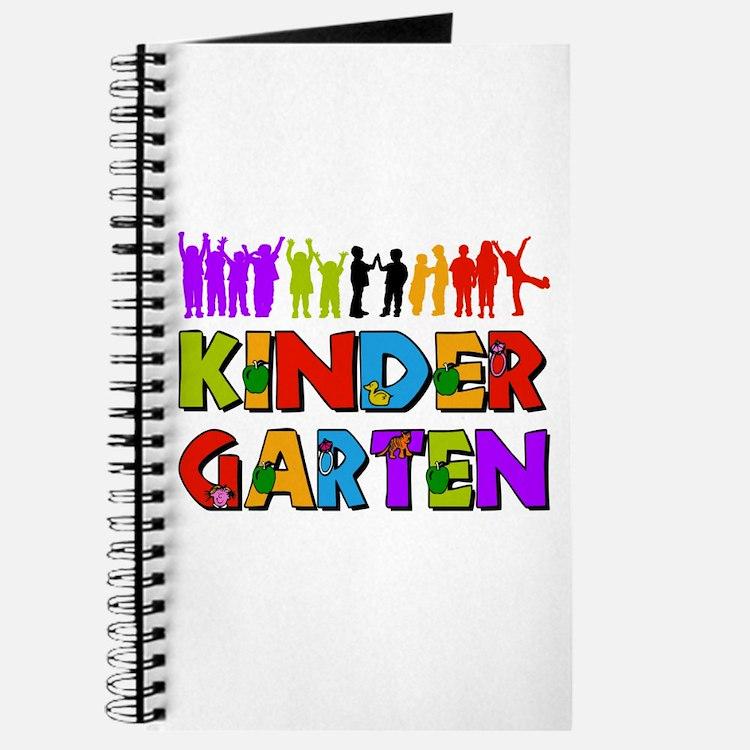 Kindergarten Fun Journal