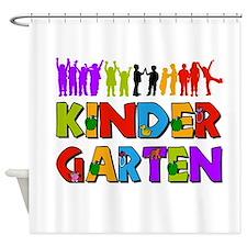 Kindergarten Fun Shower Curtain