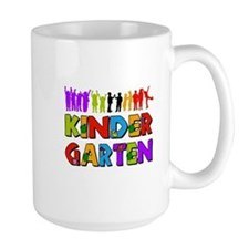 Kindergarten Fun Mugs