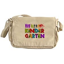 Kindergarten Fun Messenger Bag