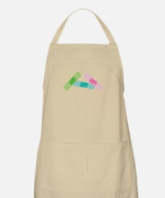 Band-Aids Apron