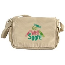 Get Well Soon! Messenger Bag