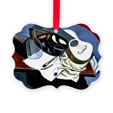 Gris - Painter's Table; Juan Gris Ornament