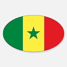 Flag of Senegal Decal