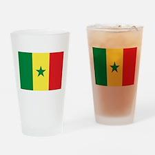 Flag of Senegal Drinking Glass