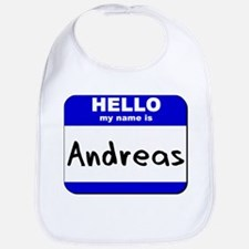 hello my name is andreas  Bib