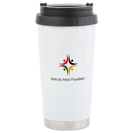 Amici Stainless Steel Travel Mug