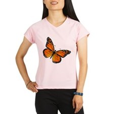 Monarch Butterfly Performance Dry T-Shirt