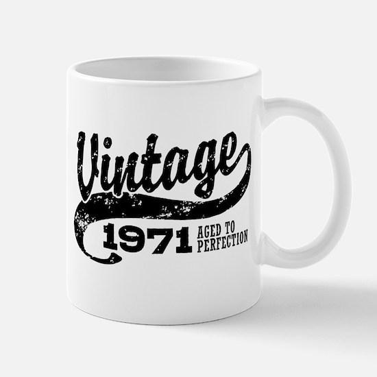 Vintage 1971 Mug