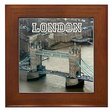 Tower of London Pro Photo Framed Tile