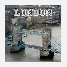 Tower of London Pro Photo Tile Coaster