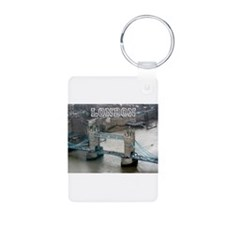 Tower of London Pro Photo Keychains