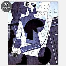 Juan Gris - Portrait of Madame Josette Gris Puzzle