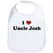 I Love Uncle Josh Bib