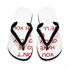 BOCCE Flip Flops