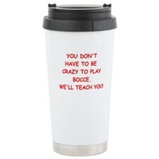 BOCCE Travel Mug