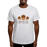 Nut trees Mens Light T-shirts