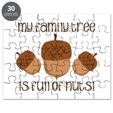 My Family Tree Is Full Of Nuts Puzzle