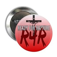 """Ready For Rapture 2.25"""" Button (10 pack)"""