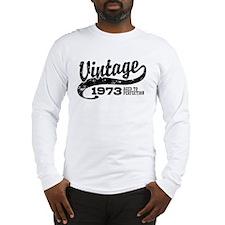 Vintage 1973 Long Sleeve T-Shirt
